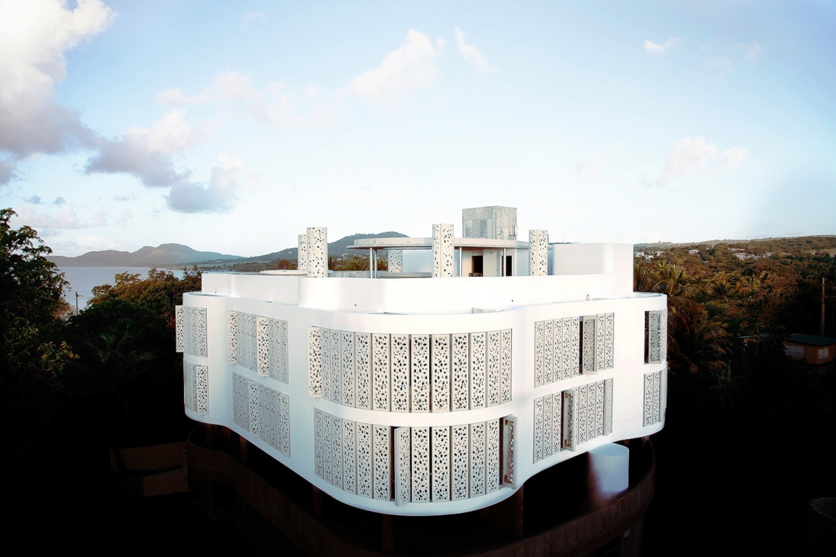 Brutalism and beauty in PuertoRico