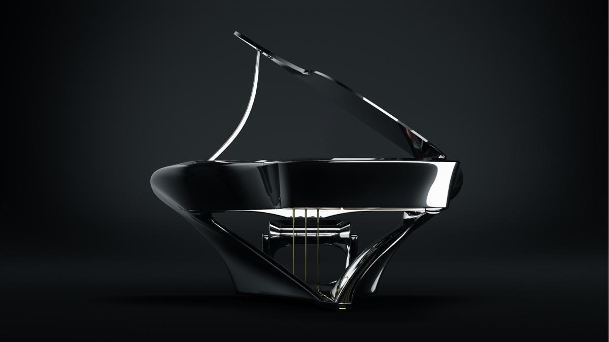 Hungary's piano man
