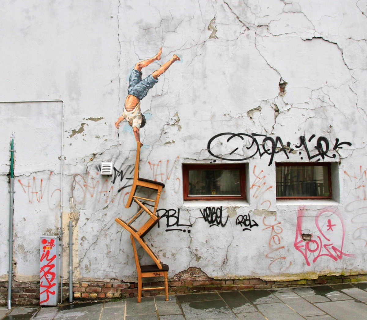 Stavanger: the unlikely street artcapital