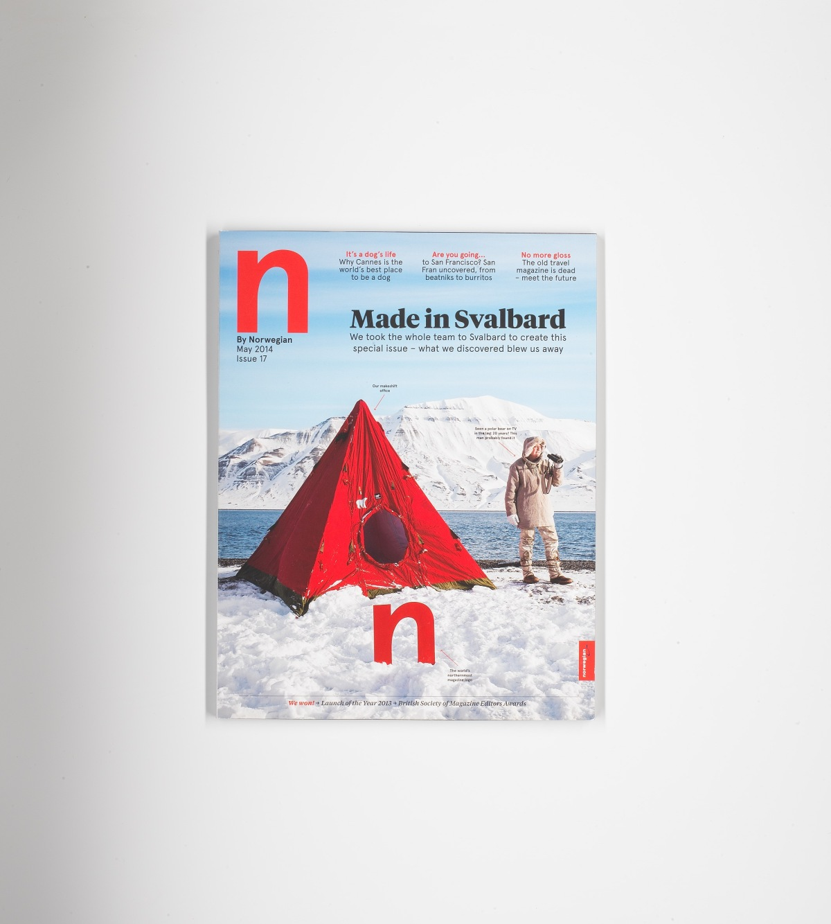 How we made: N by Norwegian, May2014