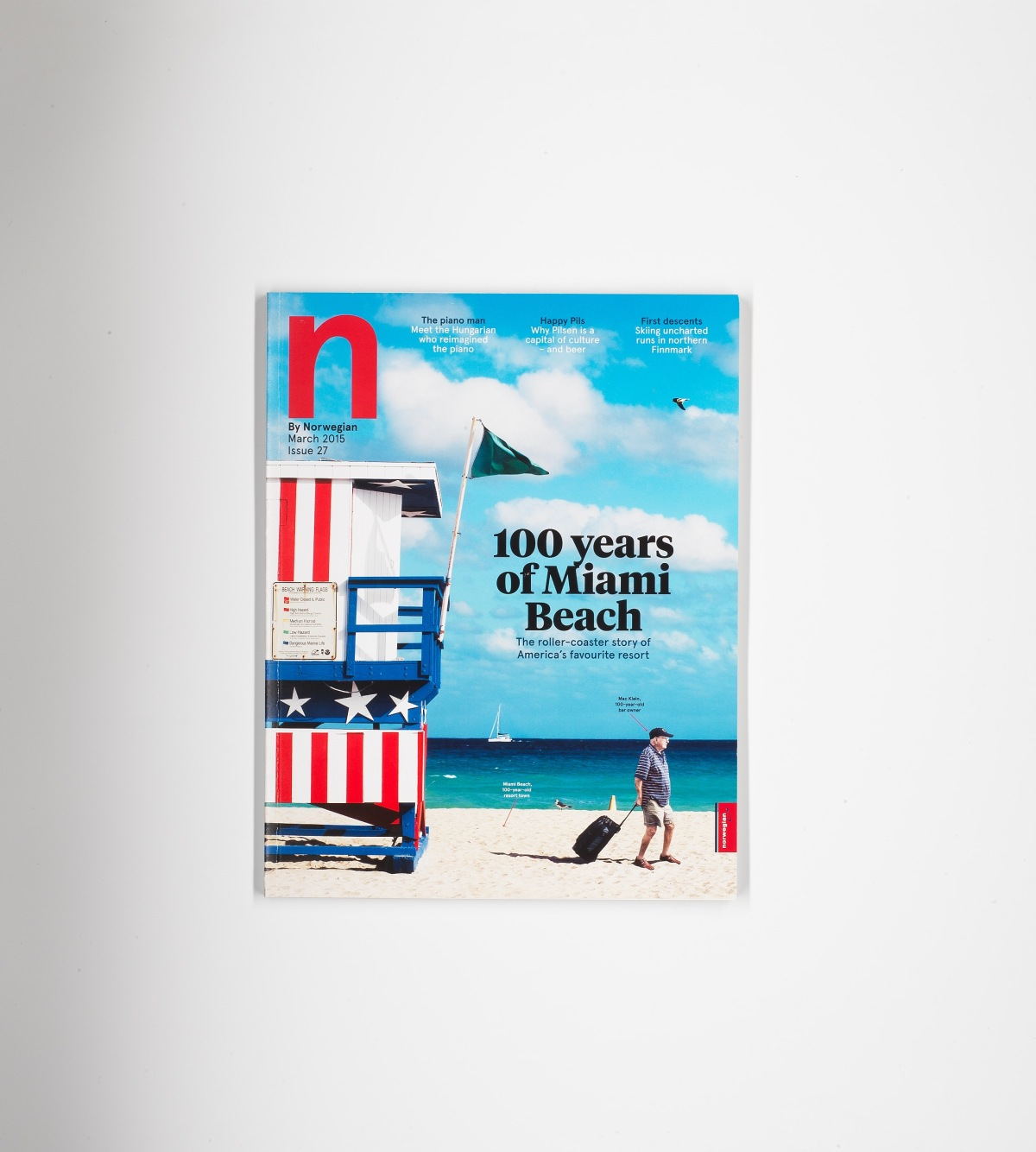 How we made: N by Norwegian, March2015
