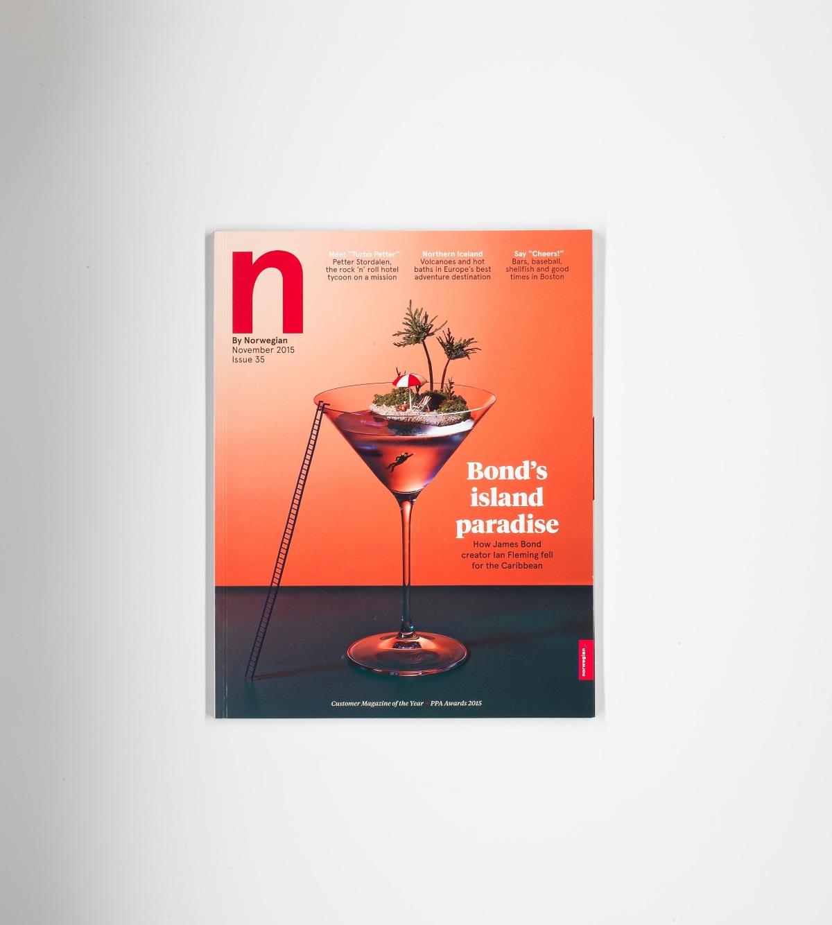 How we made: N by Norwegian, November2015