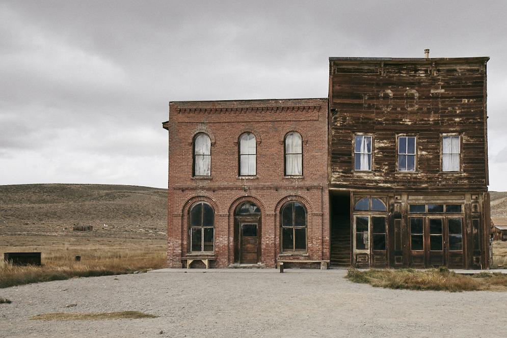 An American ghost townodyssey