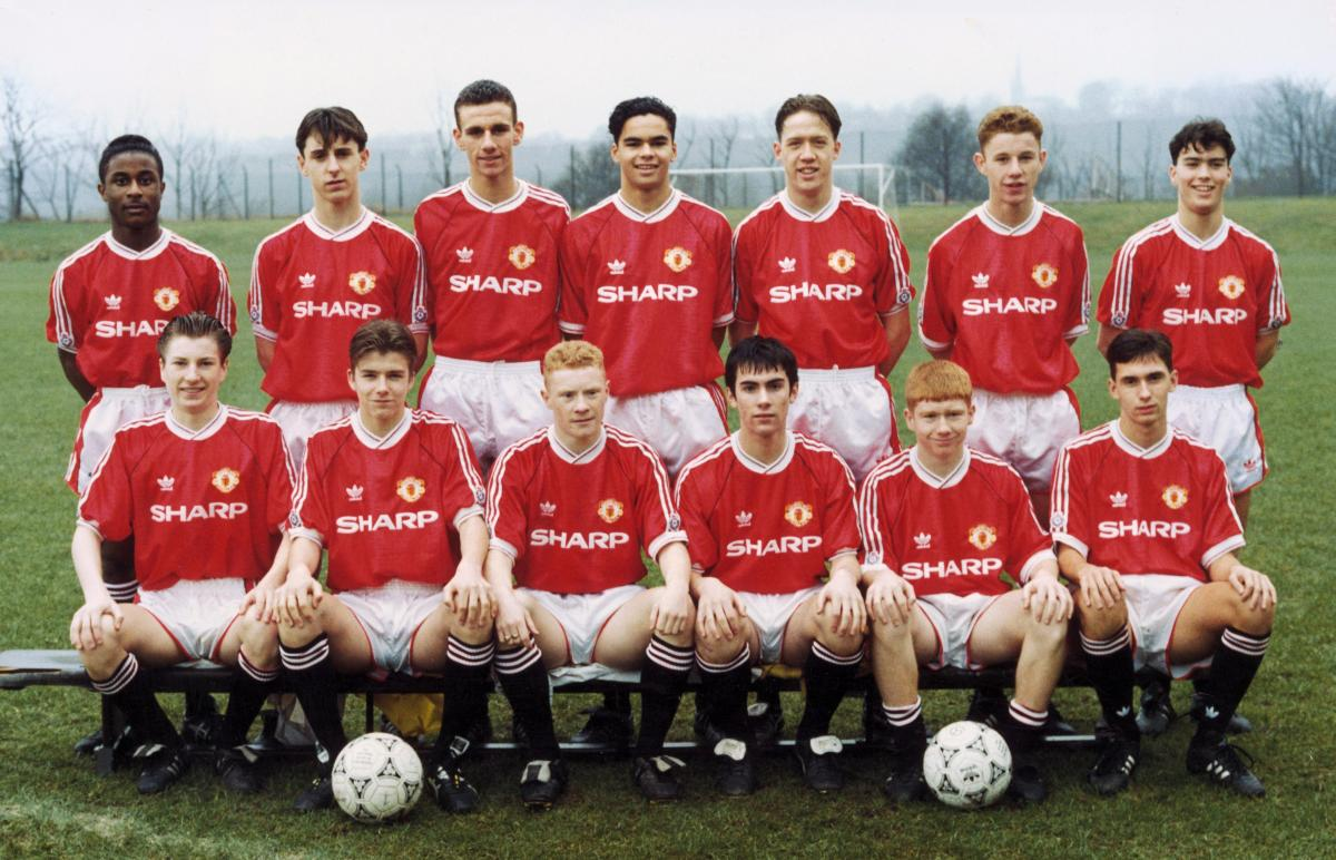 What the Class of '92 didnext